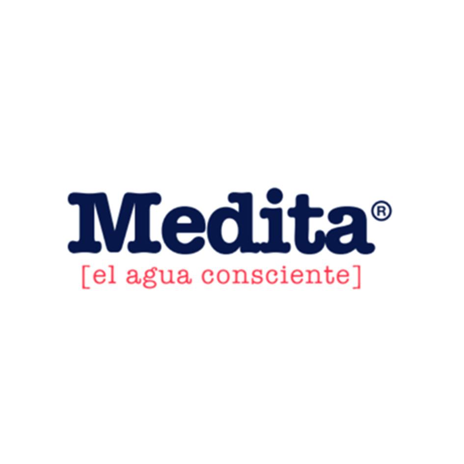Logotipo Medita