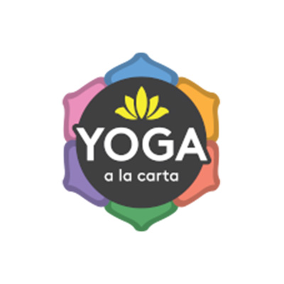 Logotipo yoga a la carta