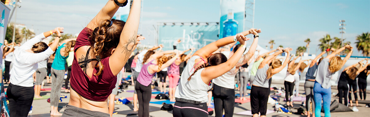 Evento de Yoga en Valencia