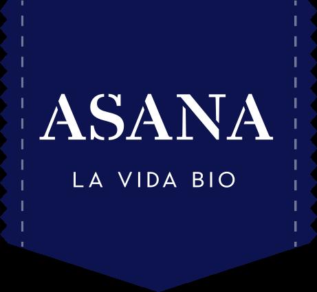 Logotipo de Asana la vida bio