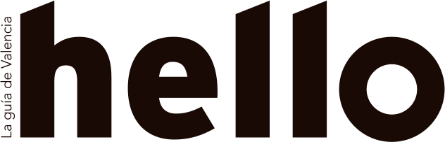 Logotipo de Hello valencia
