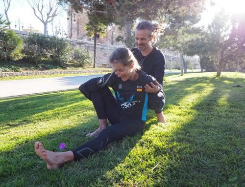 El Reto de Yoga durante 30 días con Marta Fernández de Castro y Cosmin Iancu