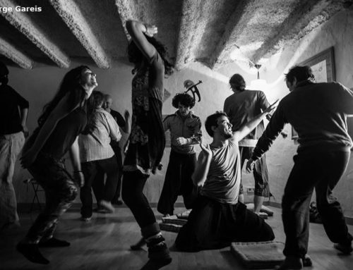 Experimenta el lenguaje del alma con Carol Isack en la sesión de Ecstatic Dance