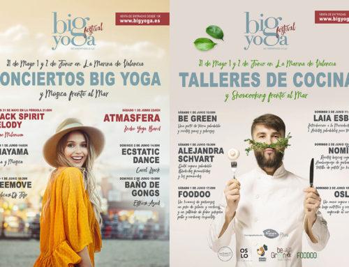 ¿Quieres conocer todo el contenido de Big Yoga? Aquí te lo contamos todo.